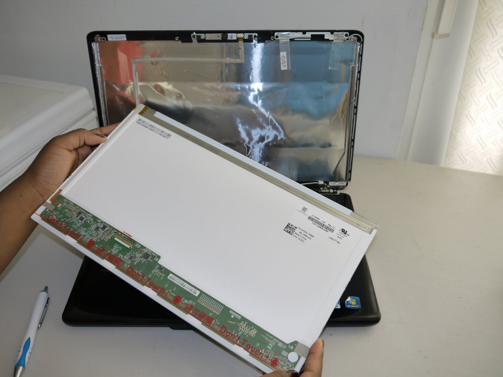 Hp Pavilion Dv6 Laptop Screen Replacement Laptop Screens